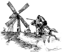 don quixote photo
