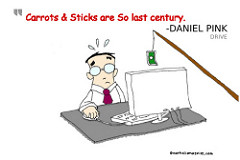 daniel pink carrots and sticks