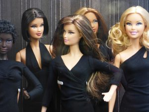 Barbies - recovering from a bad date with facebook