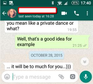 flirt with women over text