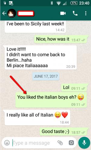 flirt sms text messages