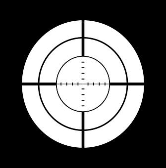 Sniper crosshair