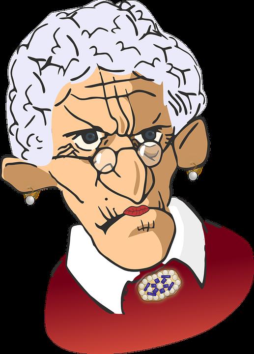 old grampy granny