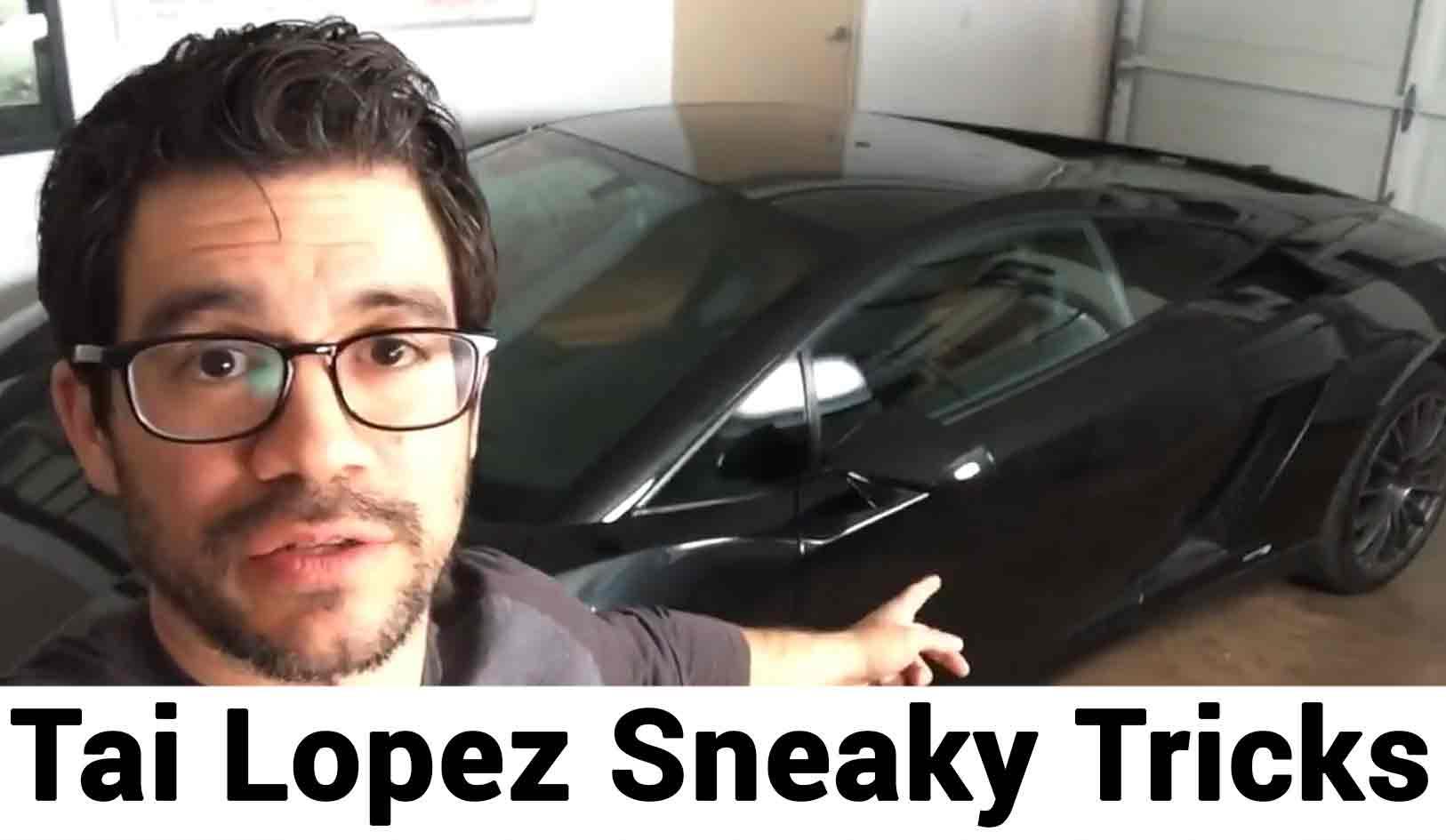 Tai who lopez is Tai Lopez