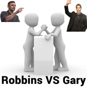 Gary Vaynerchuk VS Tony Robbins: Dominance & Persuasion Breakdown