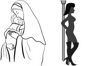 madonna whore complex
