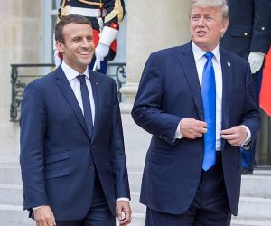 How to Influence People: Trump & Macron Case Study