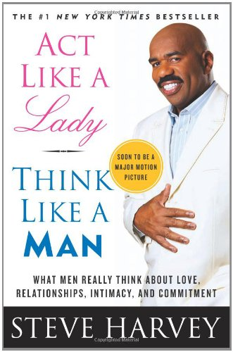 act like a lady think like a man book cover