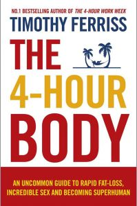 the 4 hour body book cover