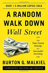 Random Walk down wall street book cover