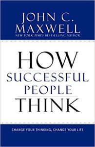 how successful people think book cover