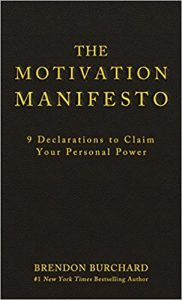 motivation manifesto book cover