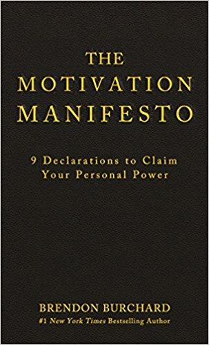 motivation manifesto book cover