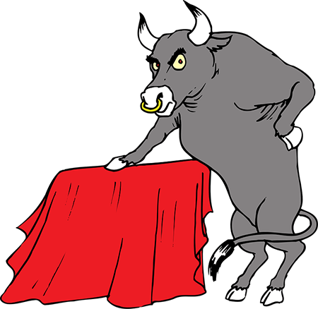 how to tease him like a bull