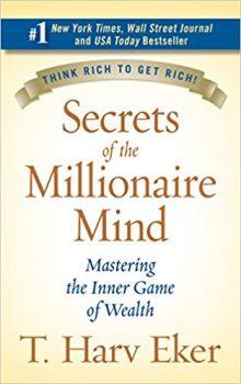 secrets of the millionaire book cover