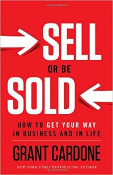 sell or be sold book cover