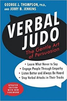 verbal judo book cover