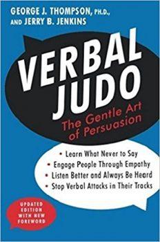 verbal judo book cover