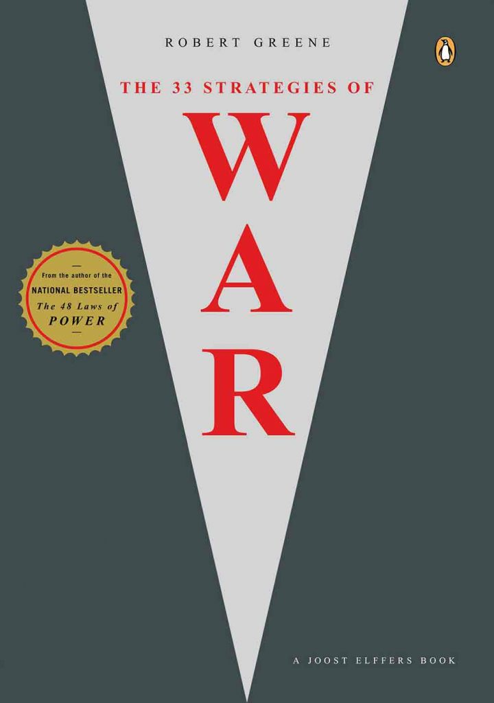 33 strategies of war book cover