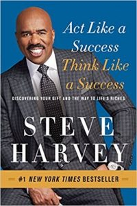 act like a success think like a success book cover