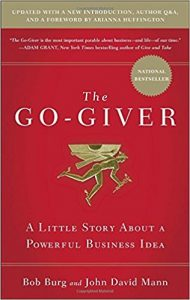 the go giver book cover
