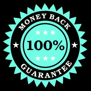 real estate sales hacks 100% money guarantee