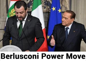 How to Steal The Show: Berlusconi Case Study