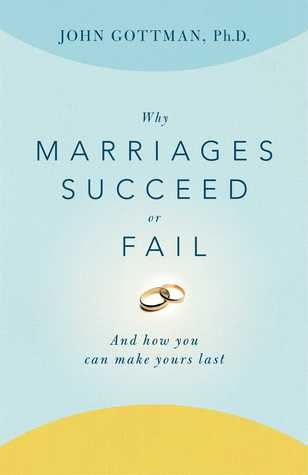 why marriages succeed