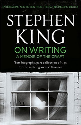 stephen king book about a writer