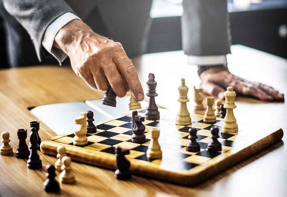 power addict chessboard