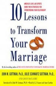 ten lessons to transform your marriage book cover