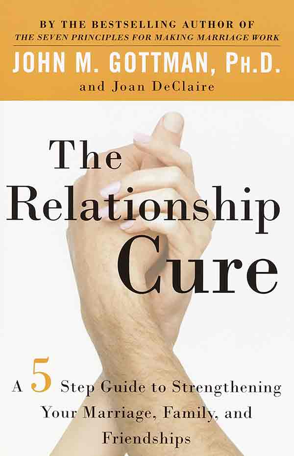 the relationshp cure book cover