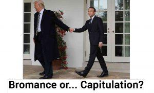 Trump & Macron: It's Not Bromance, It's Domination