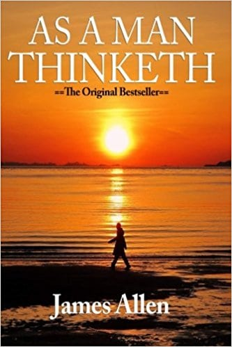 as a man thinketh book cover