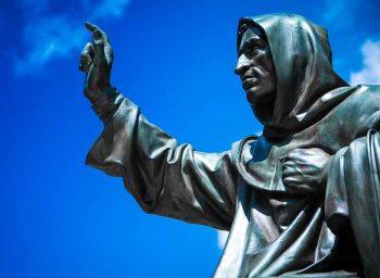 savonarola statue