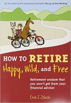 how to retire happy book cover