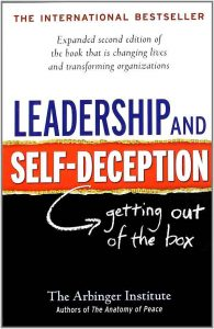 leadership and self deception book cover