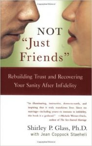not just friends book cover