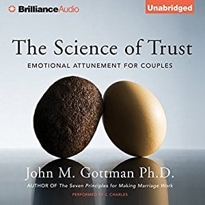 the science of trust book cover