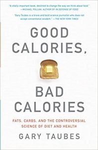 good calories bad calories book cover