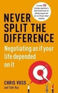Never Split the Difference: Book Summary & Review in PDF