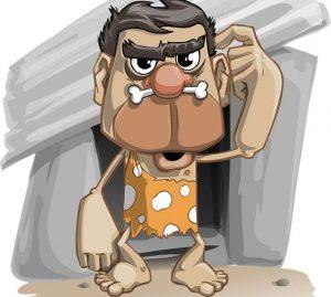the caveman paradox