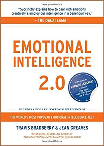 emotional intelligence 2.0 book cover