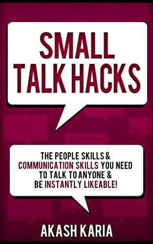 small talk hacks book cover