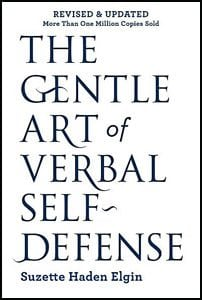 the gentle art of self defense book cover