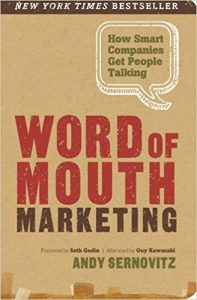 word of mouth marketing book review