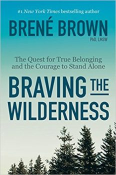 braving the wilderness book cover