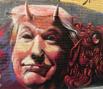 trump devil