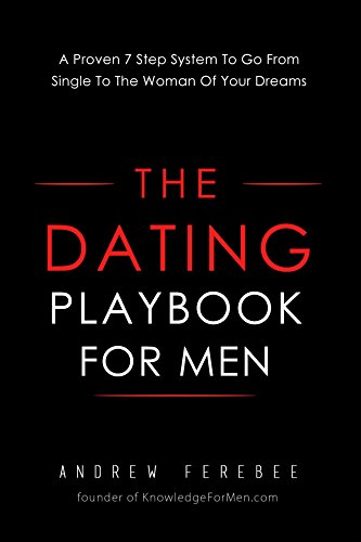 the dating playbook for men book cover