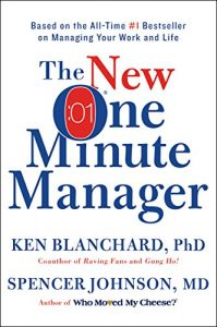 the one minute manager book cover